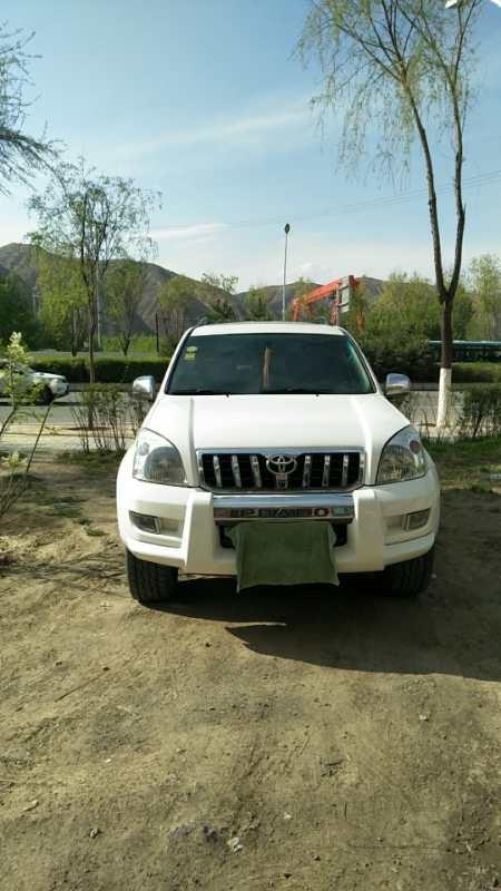 出售2006年丰田霸